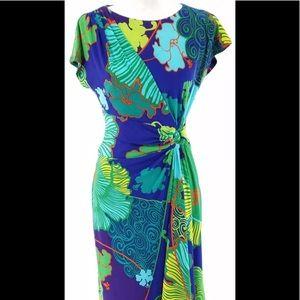 Jones New York Dress Side zipper Size 4